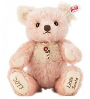 Steiff Little Santa 2017 Japan 1500 Limited Teddy Bear Christmas NEW Japan F/S