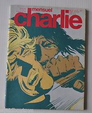 MENSUEL CHARLIE #122 French Comic Magazine 1979 Pre-Charlie Hebdo Peanuts
