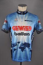 Ciertamente ballan vintage Biemme bike rueda camiseta GR ca XL 57cm Jersey Cycling n6