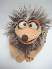 Living Puppets  Handpuppe  Herr Waldmeister Igel  2. Wahl ca.30 cm  NEU