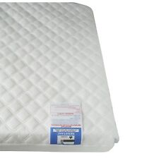 QUILTED BREATHABLE MATTRESS COMPATIBLE FOR TRAVEL COT BABY DAN HAUCK