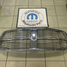 Dodge Ram 1500 2500 3500 4500 5500 Chrome Grille Complete Assembly NEW OEM MOPAR