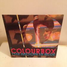 """Colourbox 12"""" EP The Moon Is Blue 4AD"""