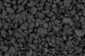 4 liters Black Lava Decorative Rock Stone Aquarium Garden Fireplace Bonsai Pot