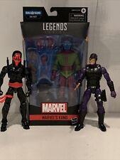 Marvel Legends Spider-Man Night Thrasher & Kang The Conqueror & Paladin