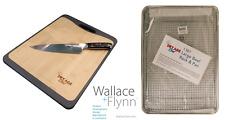 Dry Age Chef Large Beef Rack, Pan, Hybrid Cutting Board & Knife Savings Package