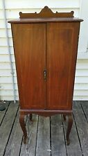 ANTIQUE SHEET MUSIC CABINET W/PULL OUT DRAWERS *DEL TO MUCH OF NORTHEAST*