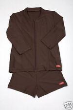 Ladies Swimwear Zip Through Rash Vest  Size Large