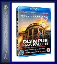 OLYMPUS HAS FALLEN -Gerard Butler  *** BRAND NEW BLU-RAY **