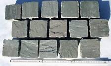Sandstein Pflasterstein Hellgrau ~10 x 10 x 8-10 cm