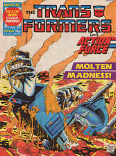 TRANSFORMERS #160 - 1988 - Marvel Comics Group UK