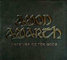 AMON AMARTH CD - DECEIVER OF THE GODS [2CD DELUXE EDITION](2013) - NEW UNOPENED
