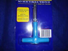 No Hub Torque Wrench 516 Plumbing Tools Free Sh
