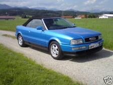 Audi 80 B3 B4 Cabrio Verdeck defekt? Flick Set Reparatur Set Repair Set Rep Set-