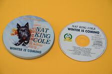 CD (NO LP ) NAT KING COLE WARM YOURSELF METAL BOX TOP EX++ TOP JAZZ