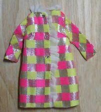 Barbie Sparkle Squares #1814 Coat