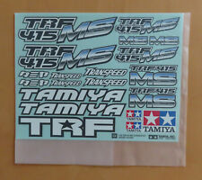 RC Tamiya Decal 49349 TRF 415 MS Chassis Kit 2004 NEU NIB