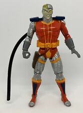 "Marvel Comics Superheroes Deathlok 5"" Action Figure 1992 Toy Biz Cosmic Defender"