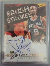 Tony Parker San Antonio Spurs Basketball Trading Cards