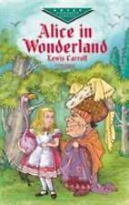 Alice in Wonderland Dover Children's Evergreen Classics