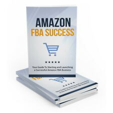 New ListingAmazon Fba Success Complete Guide 2019 eBooks (eBooks-Pdf) Master Resell Rights
