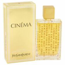 Cinema by Yves Saint Laurent Eau De Parfum Spray 1.6 oz/50 ml Women NIB NO CELL