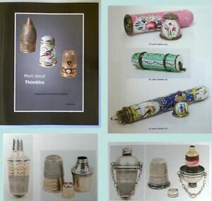"""More About Thimbles"" Reference Book Vol 4  by William & Magdalena Isbister"