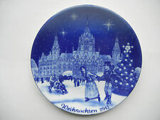 Berlin-Design Platos de navidad 2013 Navidad en Hannover (mi Pos. 2013-4)
