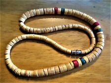 """Wooden Bead 16-1/2"""" Necklace� �Jewelry Garage Sale!�Girl'S Graduated"""