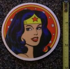 Wonder Woman Skateboard Sticker.