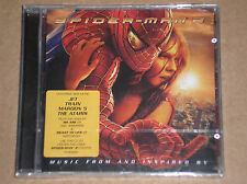 SPIDER-MAN 2: MUSIC FROM AND INSPIRED BY - CD SIGILLATO (SEALED)