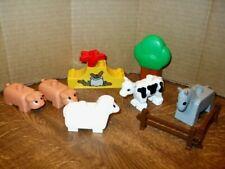 LEGO DUPLO FARM ~ ANIMALS         (25)