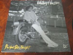 CD Whitney Houston, I'm Your Baby Tonight LP