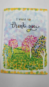 Blue Mountain Arts Sentimental Card: Thank You - I Want To Thank You