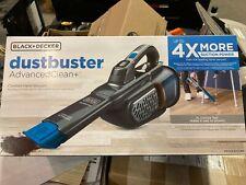 Black+Decker 12V Max* dustbuster® AdvancedClean+™ Hand Vacuum - Hhvk320J61