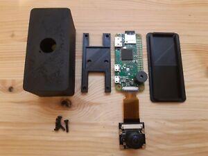 Rpi Raspberry Pi Zero W Sain Smart 5 MP CSI fisheye camera + 16 GB SD enclosure