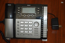 Rca 25423Re1 4 Line Corded Expandable Speaker Phone
