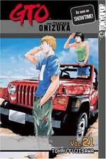NEW - GTO: Great Teacher Onizuka, Vol. 21 by Tohru Fujisawa