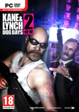 JEU PC KANE & LYNCH 2 DOG DAYS JEU DE TIR WINDOWS XP/VISTA/7