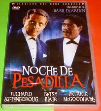 NOCHE DE PESADILLA / ALL NIGHT LONG - Jazz English Español DVD R ALL Precintada