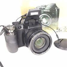FujiFilm FinePix S3300 14MP 26X Optical Zoom DIGITAL CAMERA - Black - 370