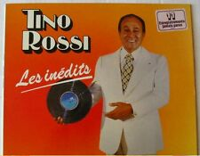 TINO ROSSI (LP 33 Tours) LES INEDITS