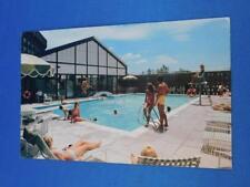 HARLEY HOTEL OF ST. LOUIS MISSOURI POSTCARD VINTAGE ADVERTISING