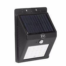20 LED Solar Power PIR Motion Sensor Garden Lamp Outdoor Waterproof Light 1pc