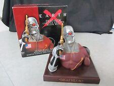 Earth X Deathlok Limited Edition Resin Bust ~ Dynamic Forces ~ 2002 Marvel