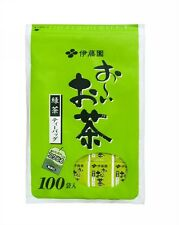 Japanese Traditional Green Tea ITOEN Tea pack 100pcs from JAPAN Free Shipping