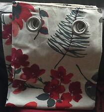 Buy NEXT Eyelet Top Floral Curtains Pelmets
