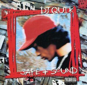 DJ Quik - Safe and Sound [New CD] Explicit
