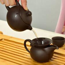 5pcs/lot Tea Pot & Tea filter set & Fair cup for black tea Yixing zisha tea set
