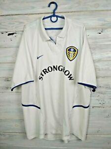 Leeds United Jersey 2002 2003 Home Size XL Shirt Football Soccer Trikot Nike